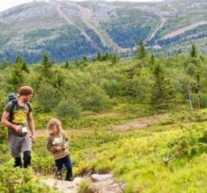 Sommeraktiviteter på fjellet_Topptur_Malmlaft